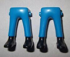 16151 Piernas nordista media caña 2u playmobil,leg,western,oeste,yanqui