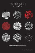 Twenty One Pilots- Blurryface Poster Print, 24x36
