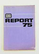 DB-Report 1975 - Hestra-Verlag