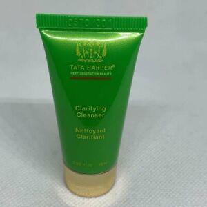 Tata Harper Clarifying Cleanser 0.5 oz / 15 ml Travel Mini Size Sealed New
