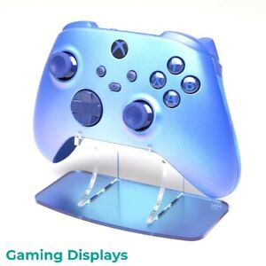 Aqua Shift Xbox Series X / S Controller Display Stand - Printed Acrylic Mirror