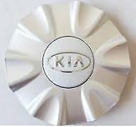 KIA RIO 2005-2008 GENUINE BRAND NEW WHEEL CENTER CAP X4
