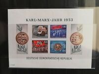 German Stamps -- Germany DDR 1953 146a (SCOTT 100 USD)