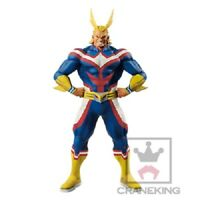 Banpresto My Hero Academia Age of Heores All Might figure resin Japan F/S