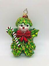 Christopher Radko Vintage Ornaments Set of 12