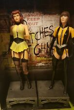 Silk Spectre Classic and modern Loose Figure DC Direct Watchmen the Movie