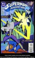 Superman Adventures 23 Brianiac Livewire DC 1998 VF/NM
