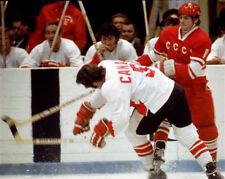 Valeri Kharlamov Team USSR Russia 1972 Summit Series 8x10 Photo