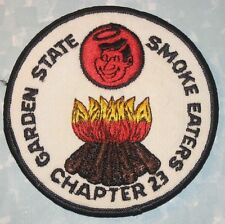 Garden State Smoke Eaters Good Sam Patch - Chapter 23 - New Jersey