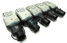 5x Bosch Color Bullet Surveillance Cameras | 2x Ltc0455/21 & 3x Ltc0435/20