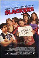 Slackers Movie Poster 27x40 Devon Sawa Jason Schwartzman James King Jason Segel