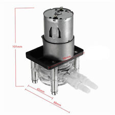 High Flow DC12V Peristaltic Pump Free Shipping Pump for Chemicals Free Shipping