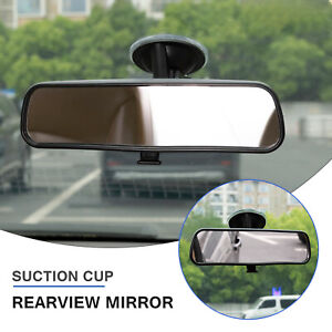21x5cm Car Interior Wide Angle Rear View Mirror Suction Instructor Baby Safety