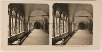 Italia Roma Chiostro San Giovanni di Laterano c1905 Foto - Vintage Analogica
