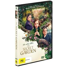 DVD The Secret Garden 2020 Colin Firth Family Movie Unsealed Region 4
