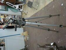 large Bogen 3050 Camera Tripod w/Head~Made in Italy.