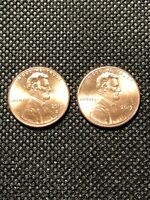 2019 P/&D Lincoln cent pennies ~ In hand ready to ship.
