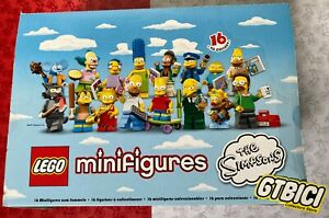 LEGO THE SIMPSONS  SERIE 1  `` GROUNDSKEEPER WILIE ´´  REF 71005