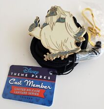 Disneyland Matterhorn Abominable Snowman Cast Exclusive Id Holder Bolo-Type