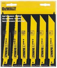 DEWALT DW4856 Reciprocating Saw Blade Set - 6 Piece