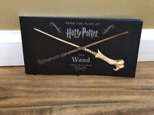 Harry Potter Wand Collection Book