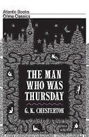 Very Good, The Man Who Was Thursday (Crime Classics), G. K. Chesterton, Book