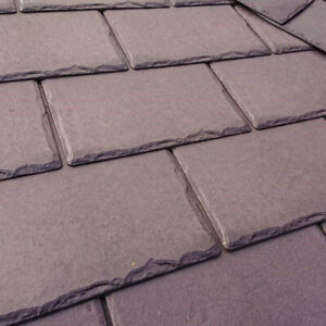 Synthetic Slate Tile | Conservatory | Shed | Porch | Garage | 22no, 1m2 Per Pack