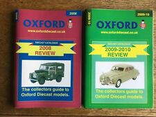 Oxford Diecast review 2008, 2009-2010