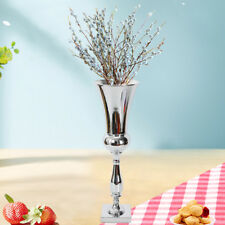 60cm Flower Vase Urn Table Centrepiece Iron Display for Wedding Party Decoration