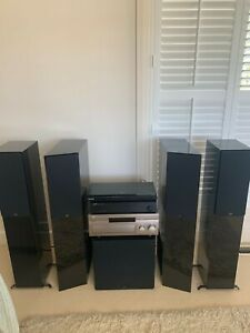 Yamaha and NHT Surround Sound package