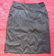 Ladies black pencil skirt Marks & Spencer Size 14 NEW