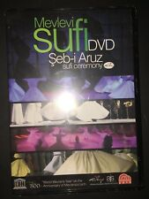 World Mevlana Year Sufi Ceremony Seb-i Aruz DVD