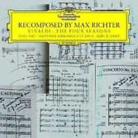 Daniel Hope - Recomposed By Max Richter : Four Seasons [New CD]