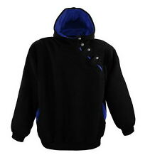 Lavecchia Sweat talla extragrande Hoodie hoody suéter negro 3xl hasta 8xl