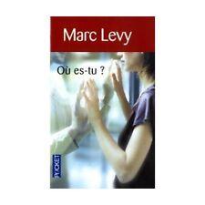 Marc Levy - Où es-tu ? (Pocket) - Livre - Littérature
