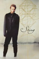 Poster :Music: Sting - Formerly With The Police - Free Shipping #8123 Lp39 J