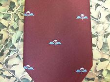 Parachute Regiment Regimental (Crest) Tie Para