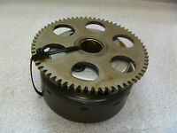 Suzuki GS250 GS250T Used Original Engine Starter Clutch Flywheel Assy 1981 #BDK