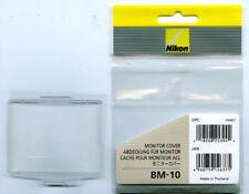 NIKON protecteur d'écran BM10 Pour D90