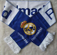 kiTki 134x17cm Spain Real Madrid football soccer scarf neckerchief fan souvenirs