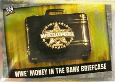 Slam Attax Evolution WWE Money in the Bank Briefcase