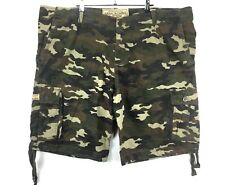 Abercrombie & Fitch Camo Army Shorts Mens Size 48