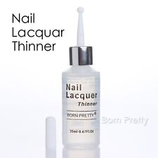 1 Bottle BORN PRETTY Nail Art Polish Lacquer Varnish Thinner 20ml Manicure Tool