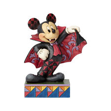 Jim Shore Disney Traditions 'Colorful Count' Halloween Mickey Mouse 6000950
