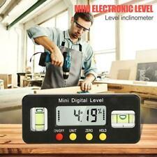 Magnet Digital Inclinometer Level Box Protractor Angle Finder Bevel Gauge 490