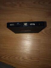 Amazon Fire TV Box 2nd Gen Media Streamer -  4K Ultra HD NO POWER CORD