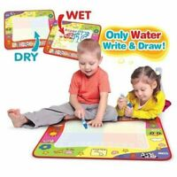 AquaDoodle Water Painting Drawing Mat Large Writing Board Magic Pen Kids Toy