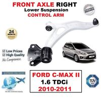 FRONT AXLE RIGHT Lower Wishbone CONTROL ARM for FORD C-MAX II 1.6 TDCi 2010-2011