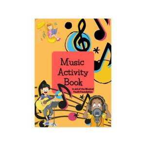 Music Activity Book by Sound Hub