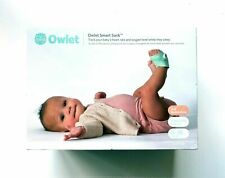 OWLET SMART SOCK 3RD GENERATION BABY MONITOR NEW AND SEALED SMARTSOCK 3